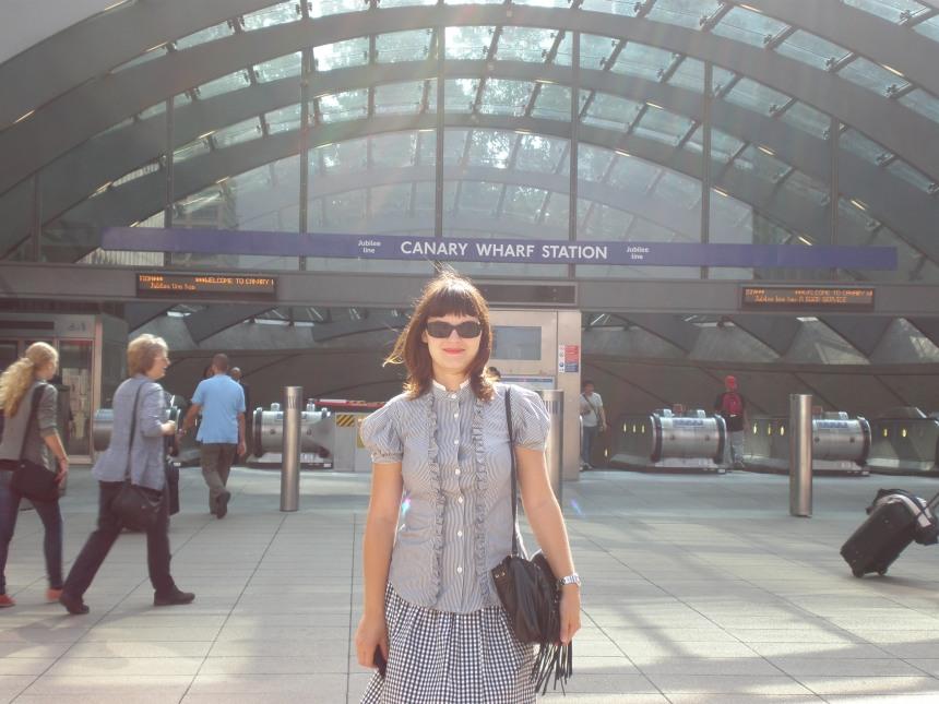 London, Aug 2013