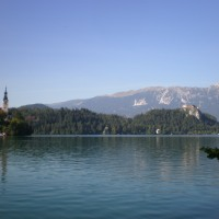 Sunday Photo: Bled Lake