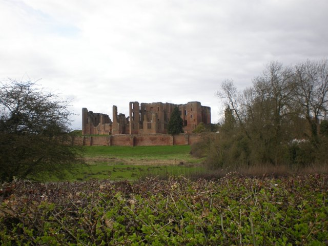 I've been to Kenilworth castle too