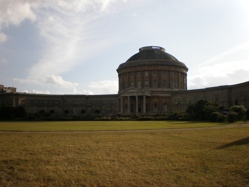 Ickworth house (Bury St Edmunds)