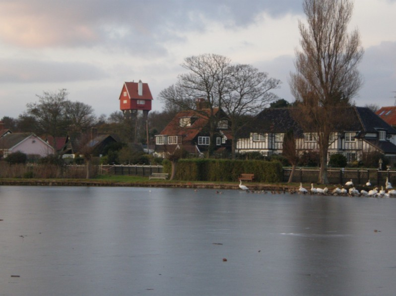 Thorpeness, England