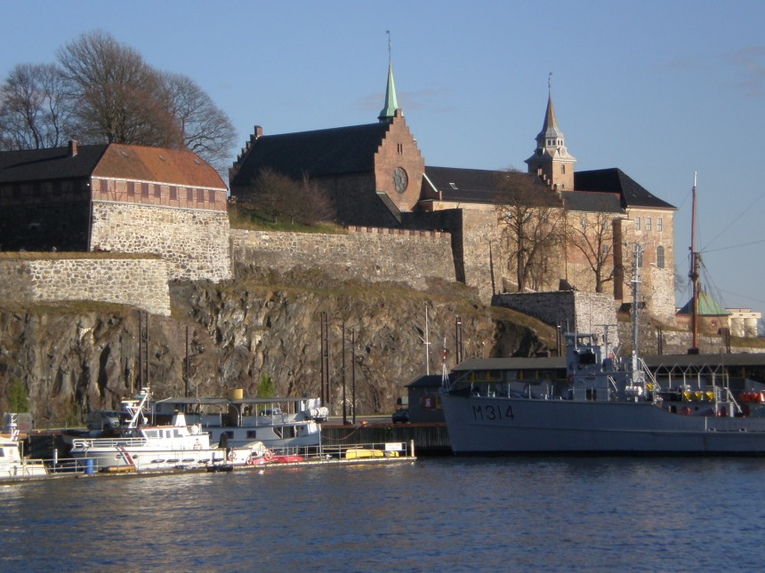 Akershus fortress and castle