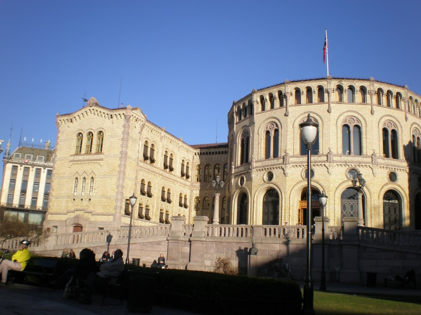 Norwegian parliament
