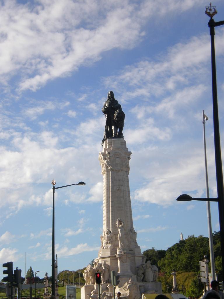 Marques de Pombal square