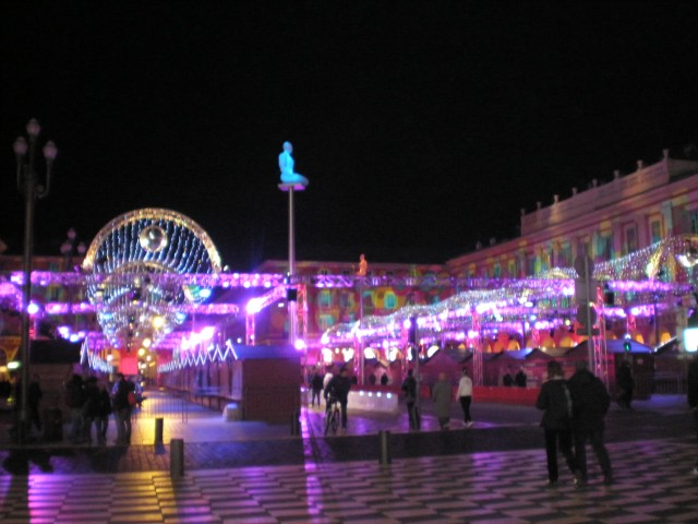 Place Massena, 2013
