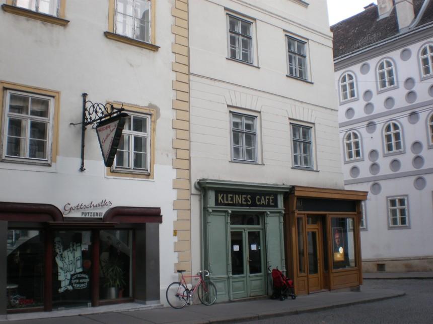Kleines Cafe, Vienna, Austria