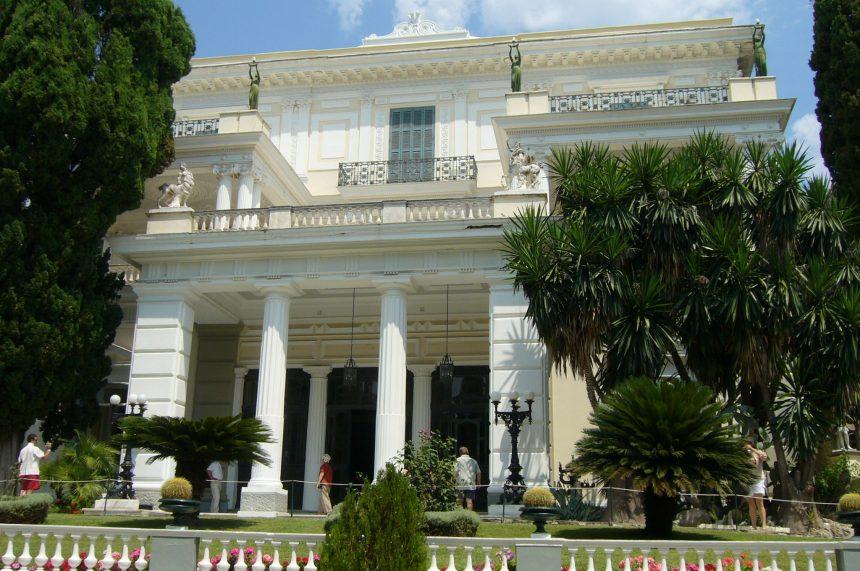 Corfu, Greece, 2006