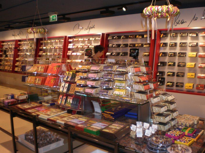 Zotter chocolate factory, Austria