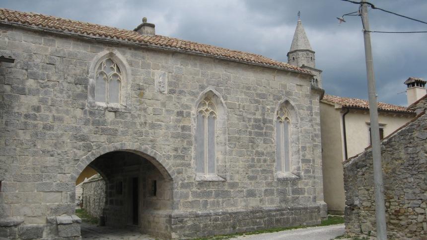 a village in Istria