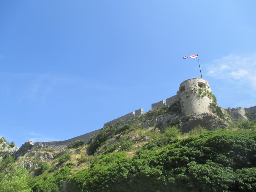 Klis (Game of Thrones filmed here as well)