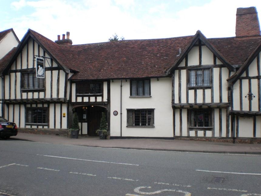 restaurant the Swan