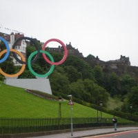 My Scottish memories: Edinburgh-part I