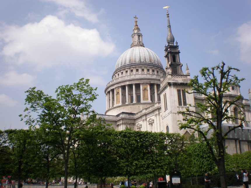 St Paul's , London