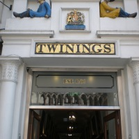 Twinings Tea Shop, City of London