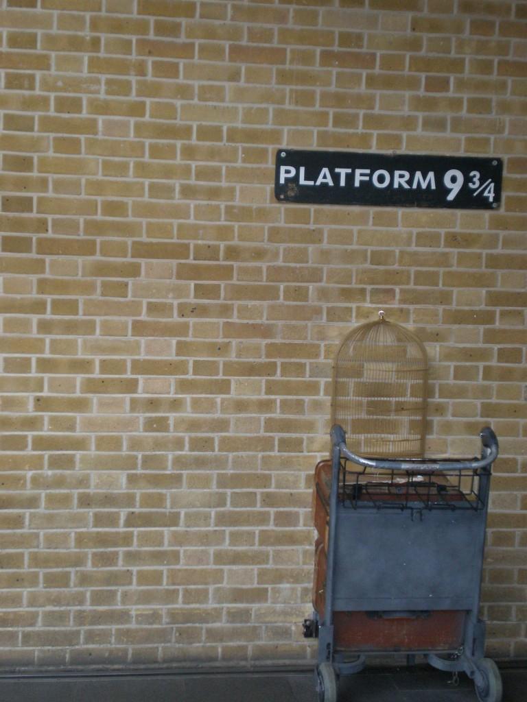 Harry Potter, London