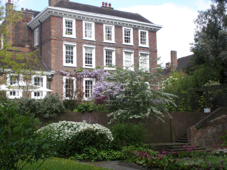 Burgh House, Hampstead