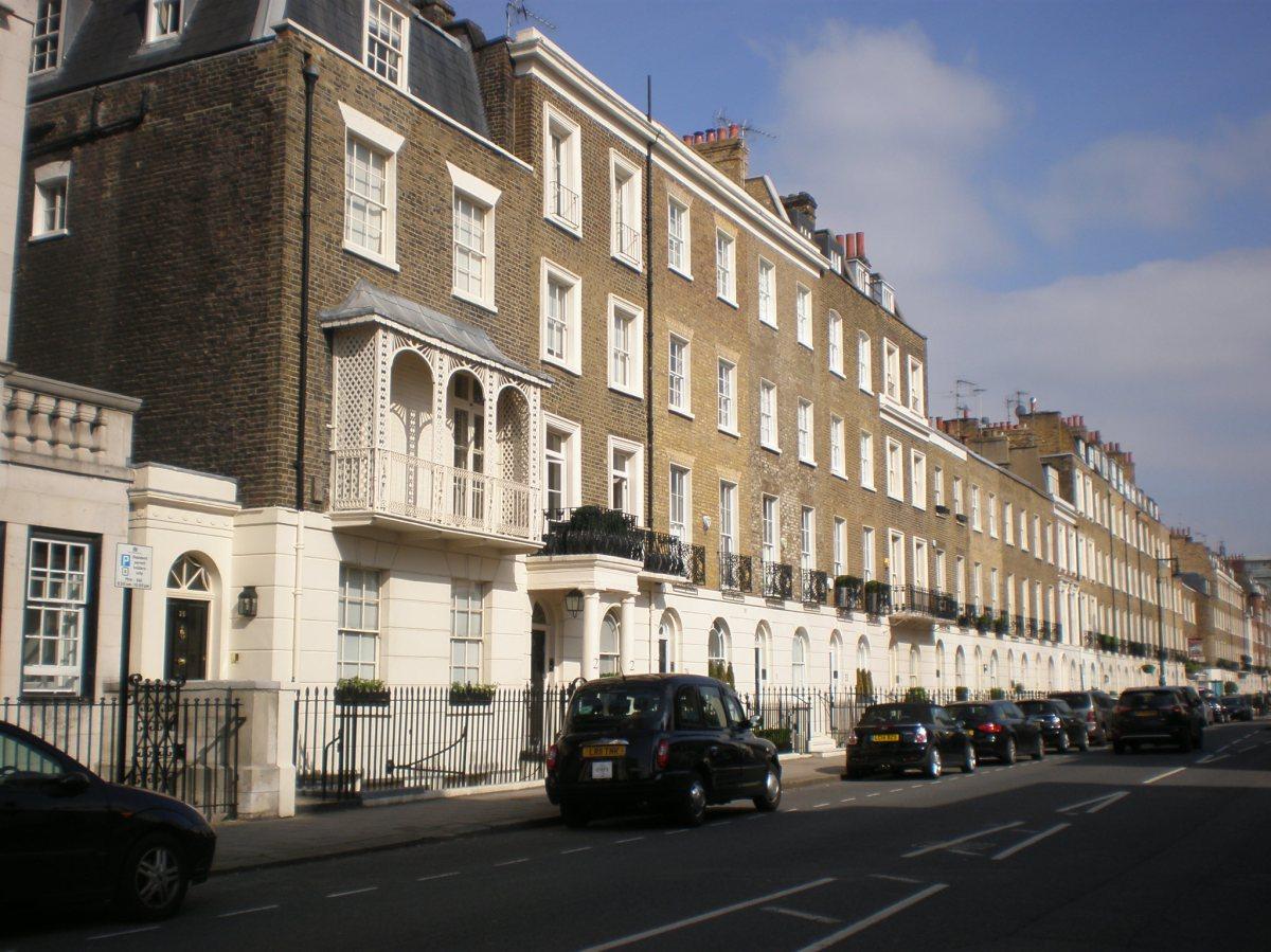 (My ) London
