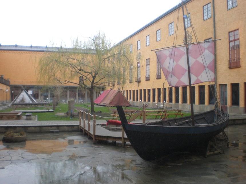Swedish history museum
