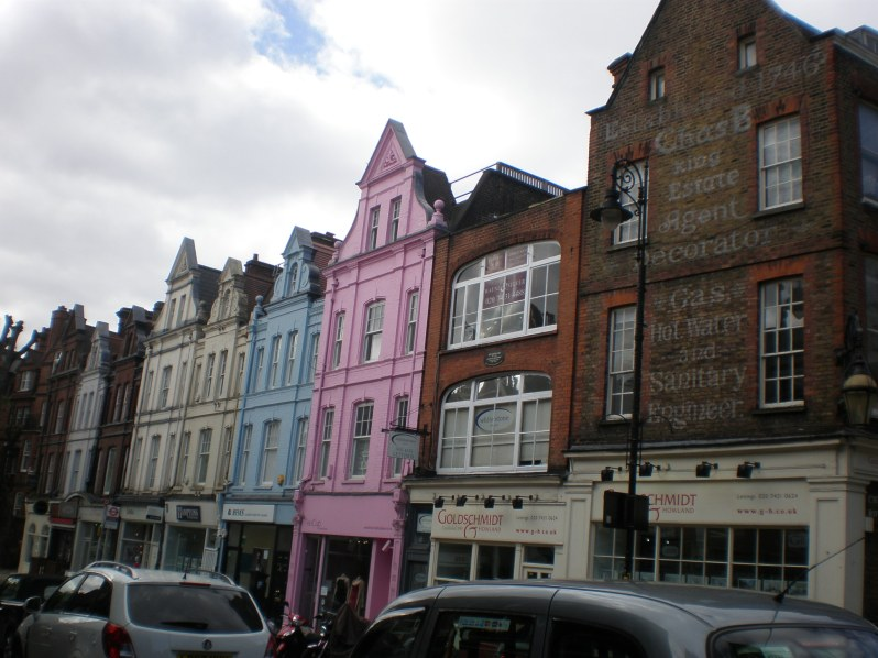 Hampstead, London
