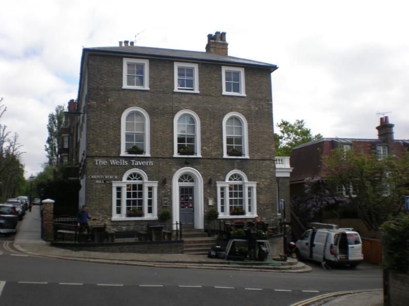 Wells Tavern, London