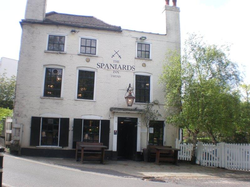 Spaniards Inn, London