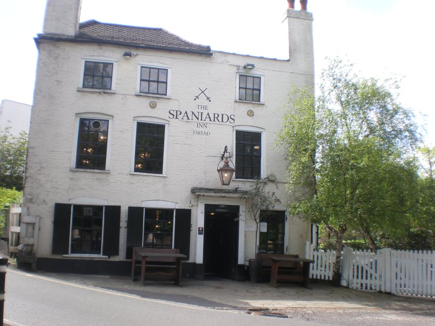Spaniards Inn, London