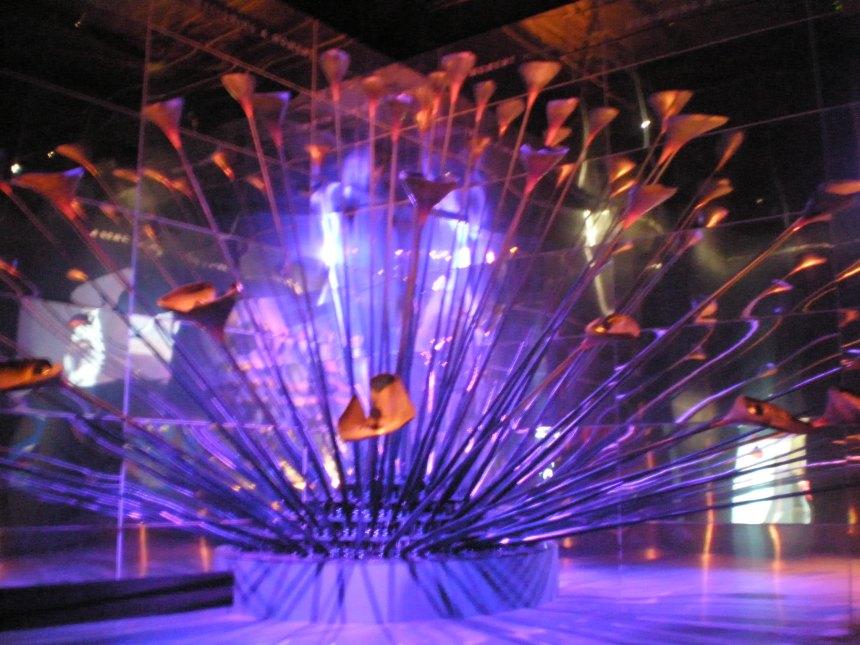Olympic cauldron 2012, Museum of London