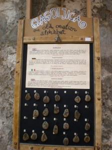 old Croatian alphabet