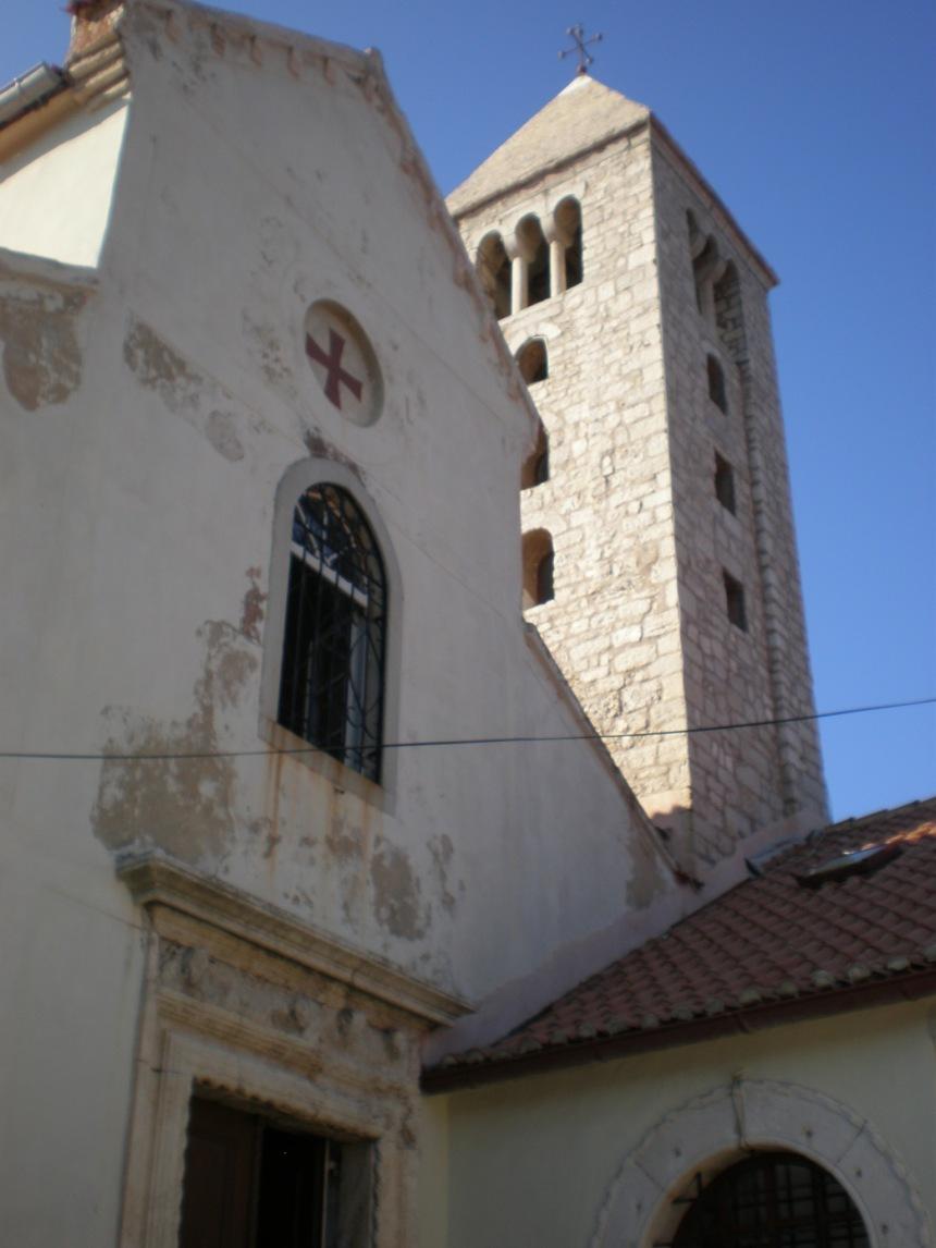Monastery of St. Andrew, Rab