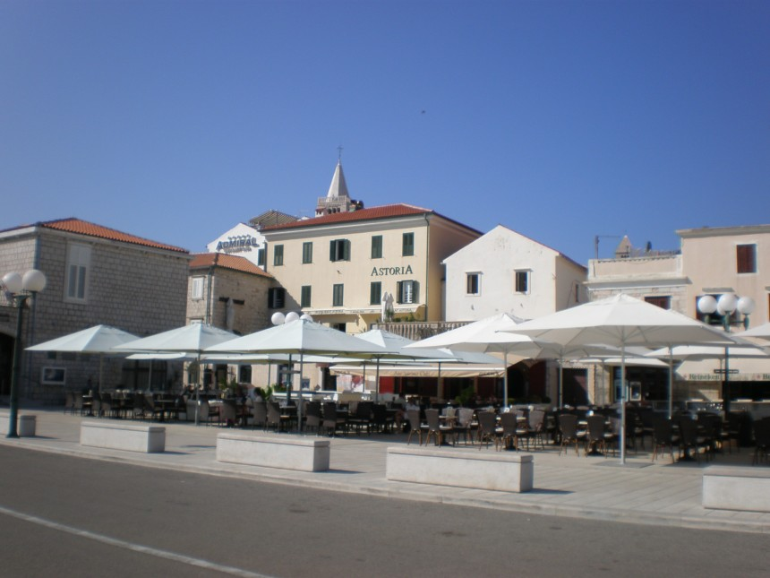 square of the Lower street