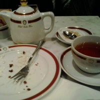 That time I had Sacher cake in Vienna…..