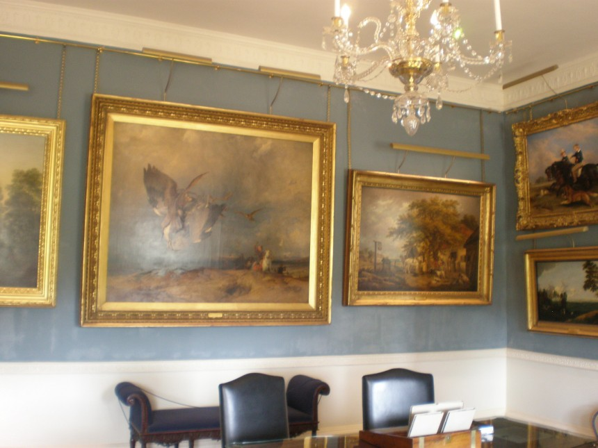 art in Kenwood House