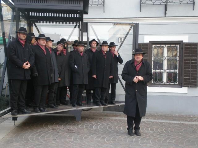we listened to some Austrian carols too