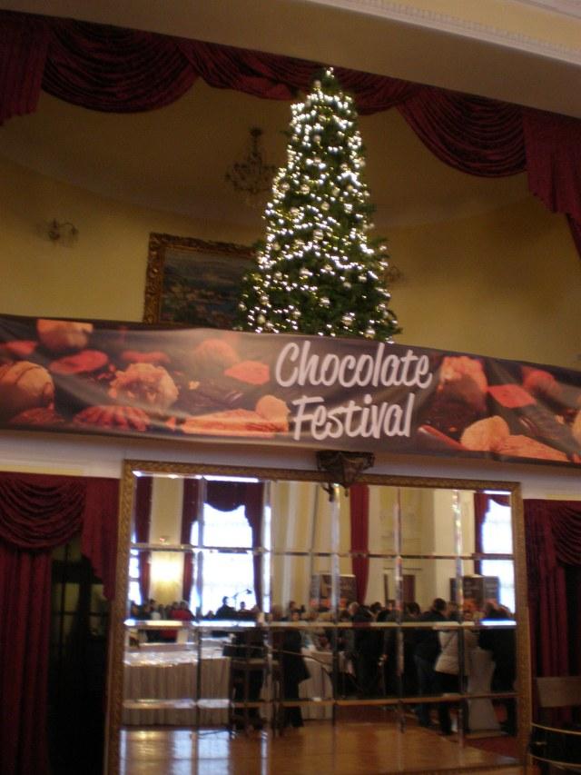 Chocolate Festival Opatija