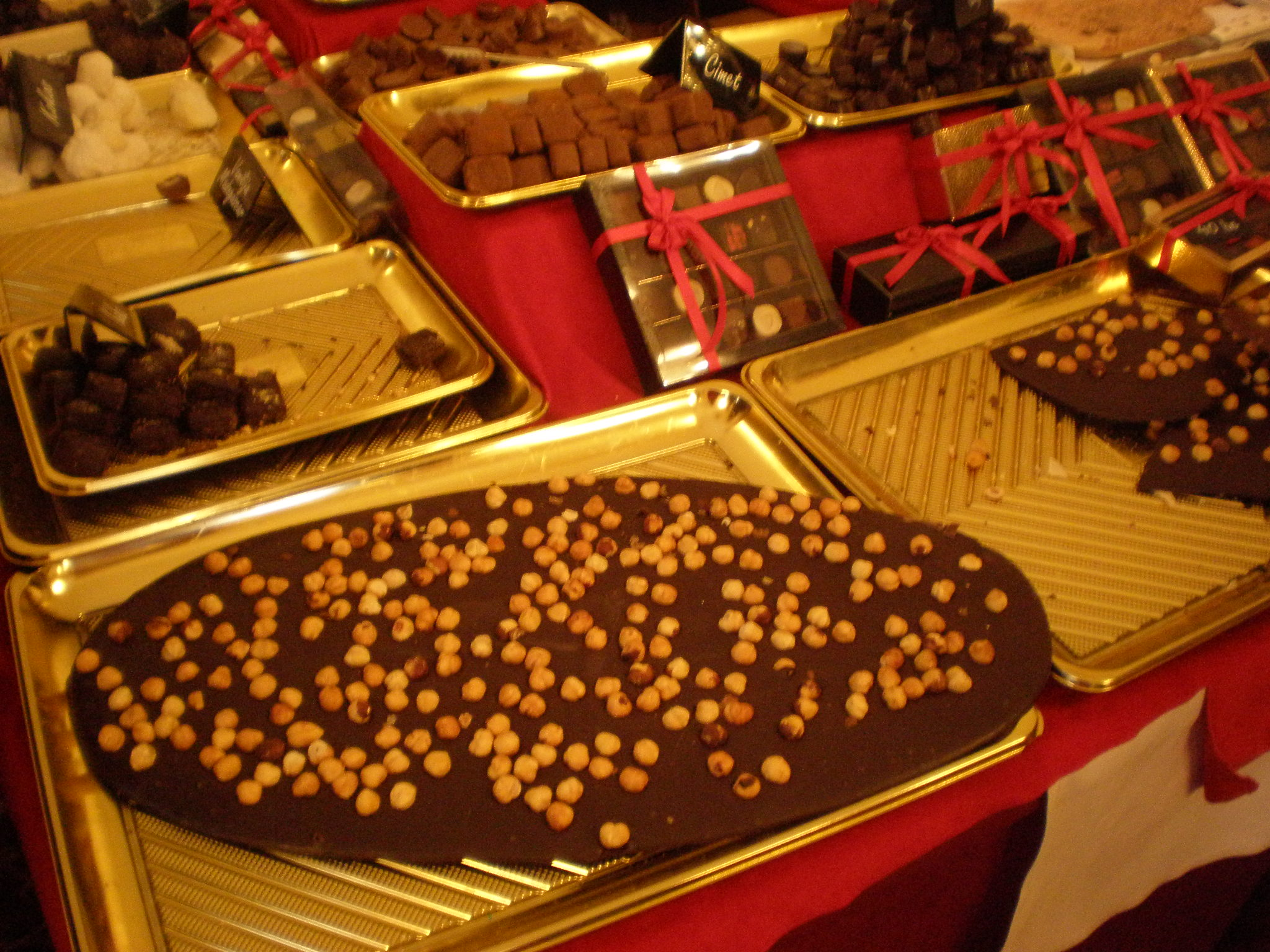 Chocolate Festival in Opatija – the Red Phone Box travels
