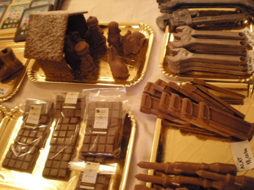 chocolate festival in Opatija