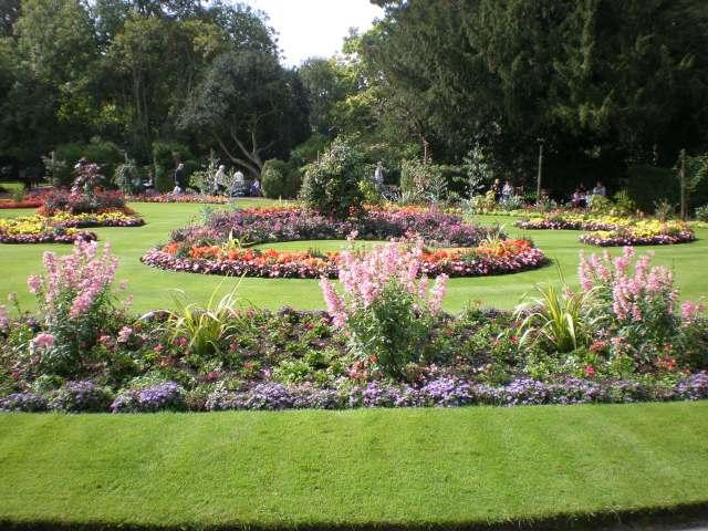 Abbey gardens, Bury St Edmunds