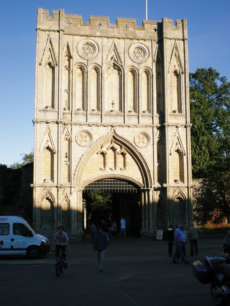 Abbey Gate, Bury St Edmunds
