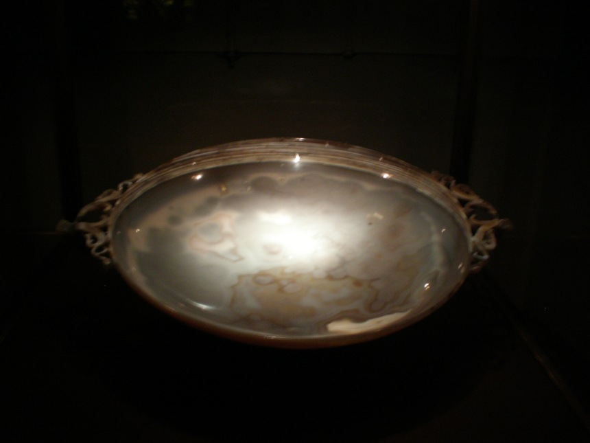 agate bowl in Imperial Treasury Vienna