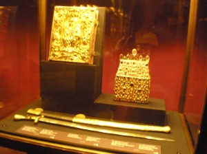 Imperial Treasury Vienna