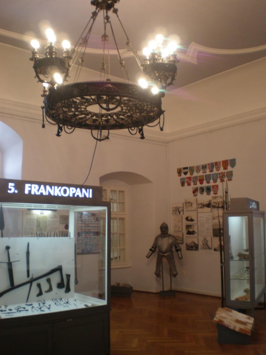 Ozalj castle's museum