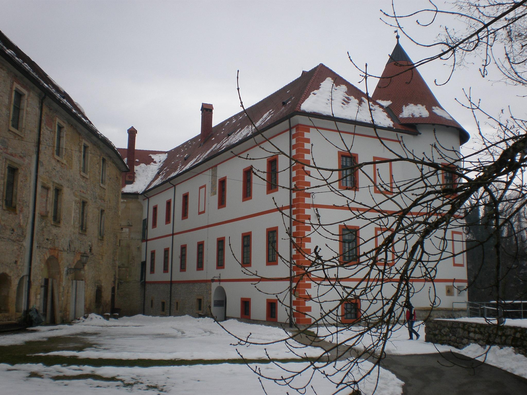 Ozalj castle