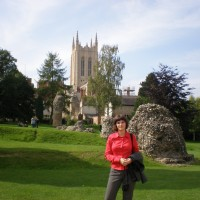 My English memories: Bury St Edmunds