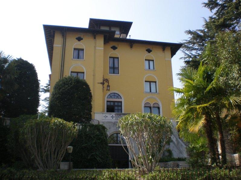 Maria Callas villa in Sirmione
