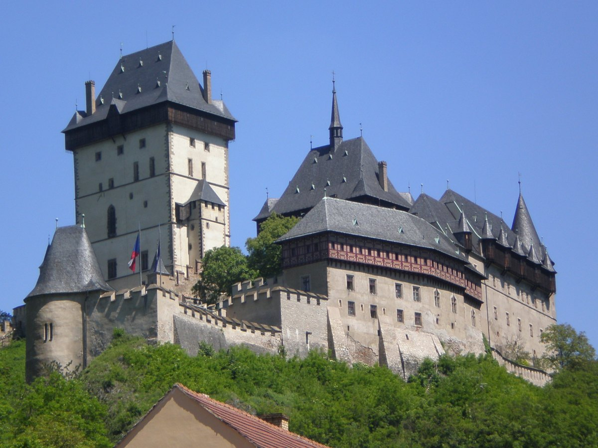 Sunday Photo: Karlštejn Castle