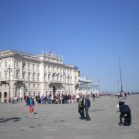 Sunday in Trieste (May 2017)