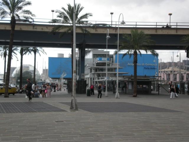 aquarium in Genoa
