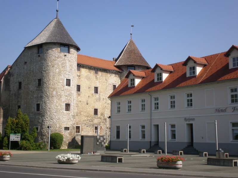 Ogulin castle