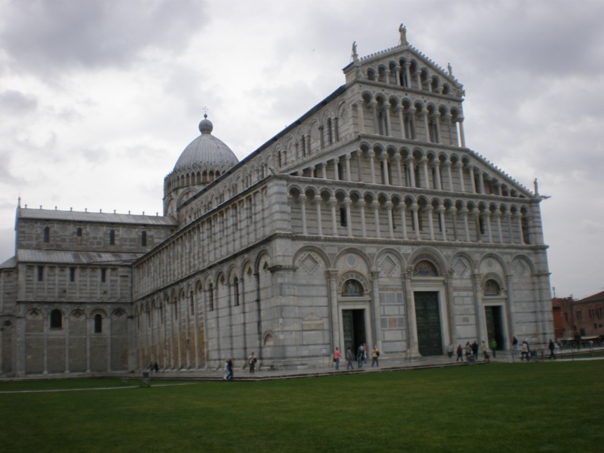Cathedral at the Field of Miracles, Pisa