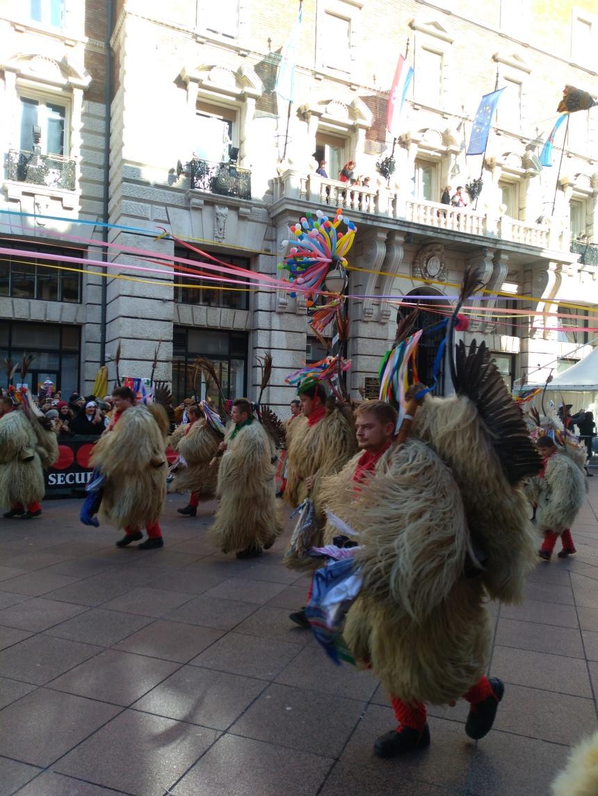 Carnival parade in Rijeka 2018